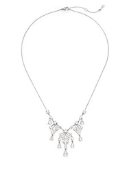 Adriana Orsini Shimmer Chandelier Necklace