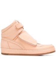 Hender Scheme Mp6 Wedge Sneakers Neutrals