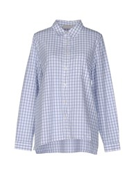 Stefanel Shirts Blue