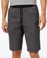 Inc International Concepts Russ Soft Shorts Only At Macy's Charcoal