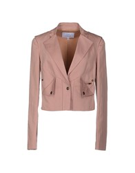 Gianfranco Ferre Gf Ferre' Suits And Jackets Blazers Women Skin Color