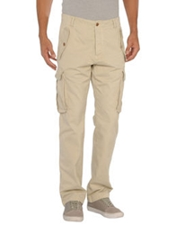Closed Casual Pants Beige