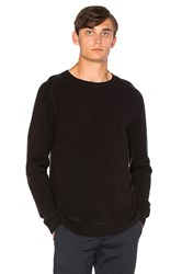 Saturdays Surf Nyc Kasu Sweater Black