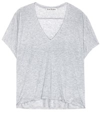 Acne Studios Kileo Jersey Top Grey
