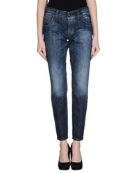 S.O.S By Orza Studio Denim Pants Blue