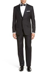 Men's Hickey Freeman Classic Fit Wool Tuxedo