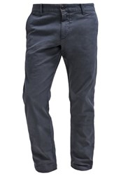 Dockers Trousers Smokey Aqua Blue