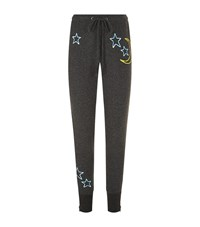 Wildfox Couture Stay High Fame Trackpants Female Grey