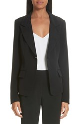 Co Suiting Jacket Black