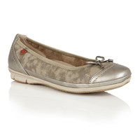 Lotus Relife Tally Ballet Shoes Bronze