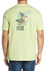 Tommy Bahama Men's Big And Tall Keeping It Rio Graphic T Shirt