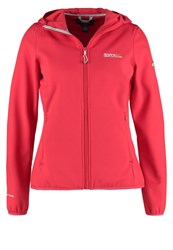 Regatta Arec Soft Shell Jacket Lollipop Red