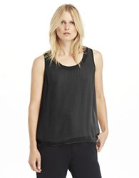 Kenneth Cole Noa Blouse Black