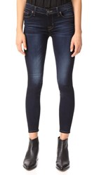 Hudson Nico Mid Rise Ankle Super Skinny Jeans Calvary