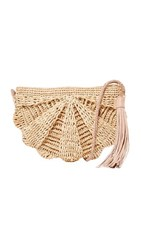 Mar Y Sol Zoe Cross Body Bag Natural