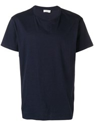 Closed Basic T Shirt Blue