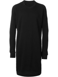 11 By Boris Bidjan Saberi Oversized Sweatshirt