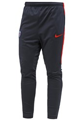Nike Performance Paris Saintgermain Tracksuit Bottoms Dark Obsidian University Red Dark Blue
