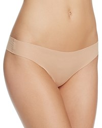 Hanro Invisible Thong 71225 Beige