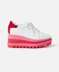 Stella Mccartney Pink Sneak Elyse Pink