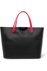 Givenchy Antigona Shopping Textured Leather Tote Black