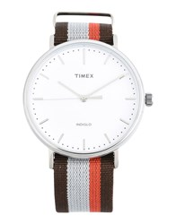 Timex Wrist Watches Cocoa