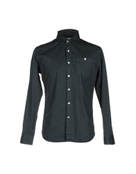 Vintage 55 Shirts Dark Green