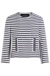 Tara Jarmon Striped Jacket Stripes