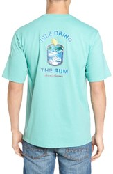 Tommy Bahama Men's Isle Bring The Rum Graphic T Shirt