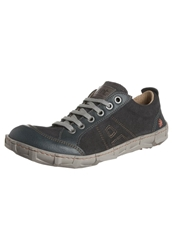Art Melbourne Casual Laceups Cabon Grey