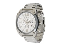 Diesel Men's Dz4203 Advanced Watch Silver Analog Watches