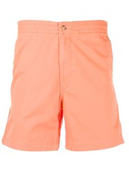 Polo Ralph Lauren Flat Shorts Orange