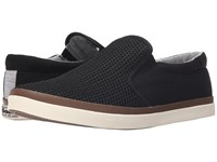 Gola Seeker Slip Mesh Black Men's Shoes