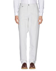 Zegna Sport Casual Pants White