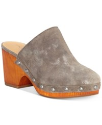 Lucky Brand Women's Yeats Mules Women's Shoes Frost