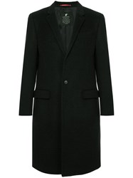 Loveless Single Breasted Coat Black