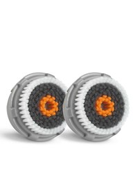 Clarisonic Two Pack Alpha Fit Brush Head Set No Color