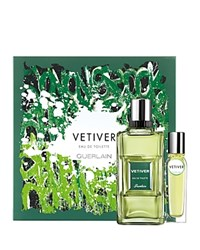 Guerlain Vetiver Eau De Toilette Gift Set No Color
