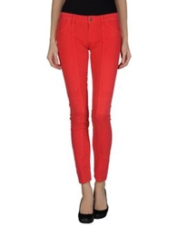 Citizens Of Humanity Casual Pants Red