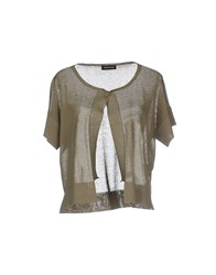 Diana Gallesi Knitwear Cardigans Women Lead