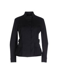 Armani Collezioni Coats And Jackets Jackets Women Dark Blue