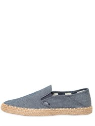 Vans Surf Denim Slip On Espadrille Sneakers