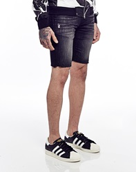 Religion Denim Shorts