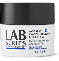 Lab Series Age Rescue Water Charged Gel Cream 50Ml Colorless