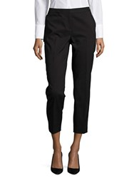 Calvin Klein Cropped Dress Pants Black
