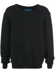 Simon Miller Round Neck Relaxed Fit Sweatshirt 60