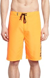 Hurley Men's One And Only 2.0 Board Shorts Total Orange