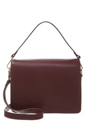 Pepe Jeans Tundra Across Body Bag Burgundy Dark Red