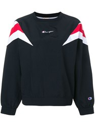 Champion Shell Sweatshirt Black