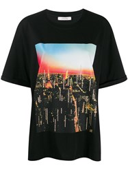 Dorothee Schumacher Printed Loose Fit T Shirt 60